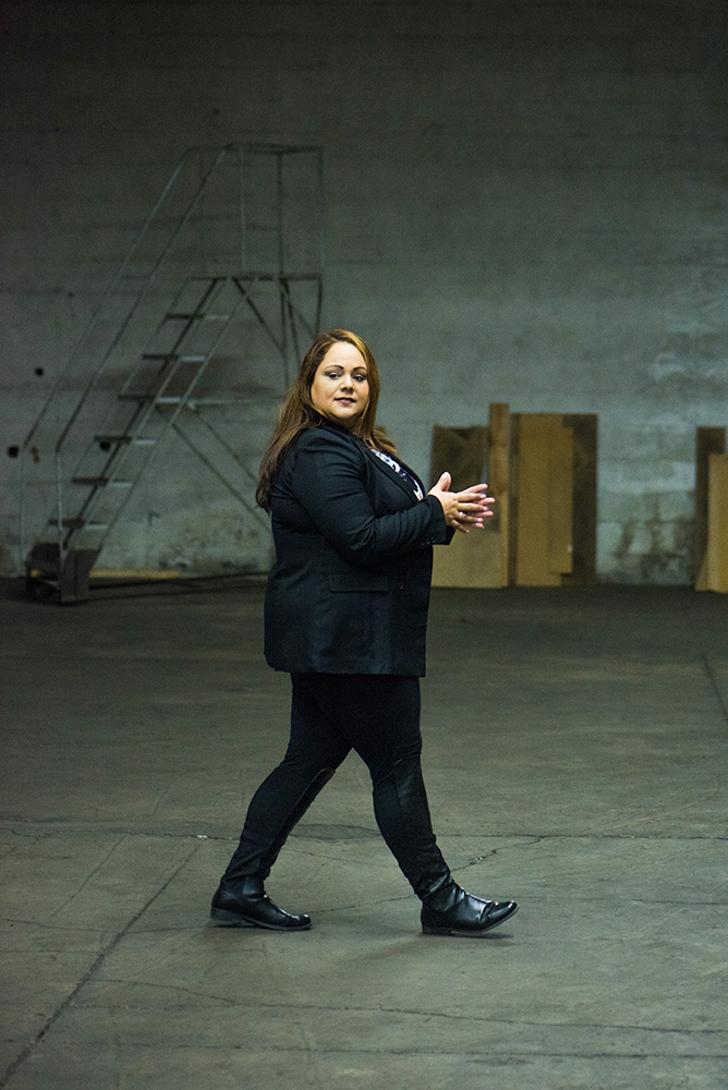 Jenice Contreras, Hispanic Business Center