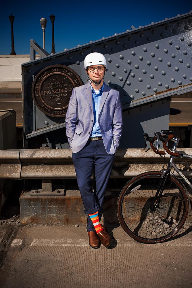 Jacob VanSickle, Bike Cleveland