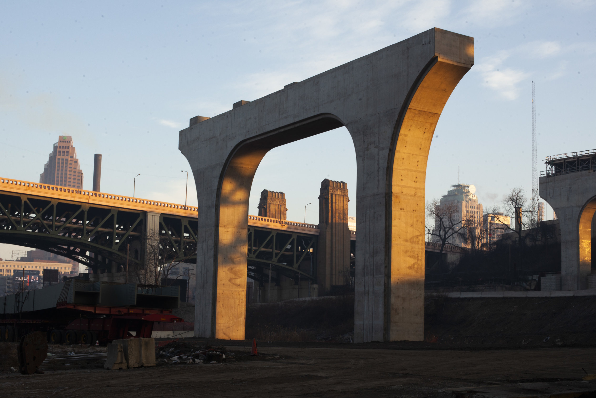 George V. Voinovich Bridge 2013