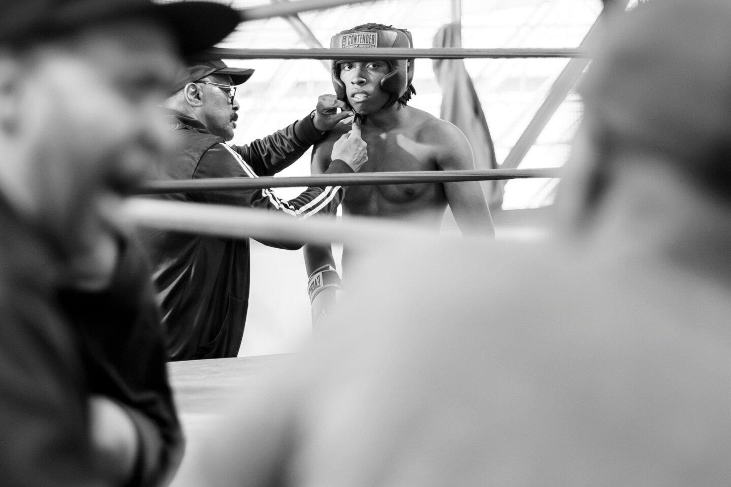 Empire Boxing club -