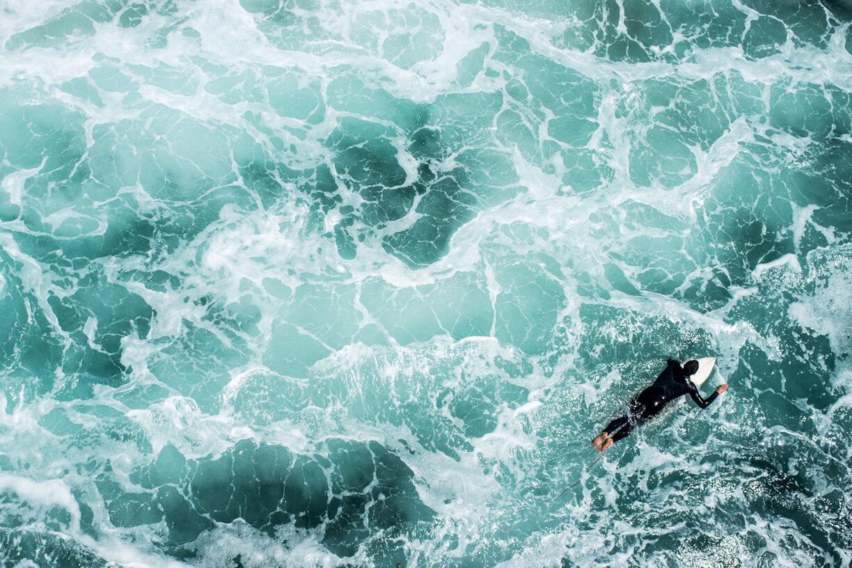 Surf Juxtaposed -