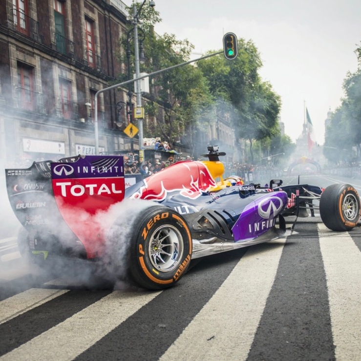 FORMULA 1 + HALLOWEEN - MEXICO CITY