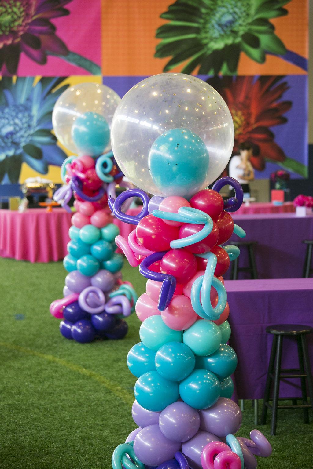 Balloon Decor: Balloon Beach Party