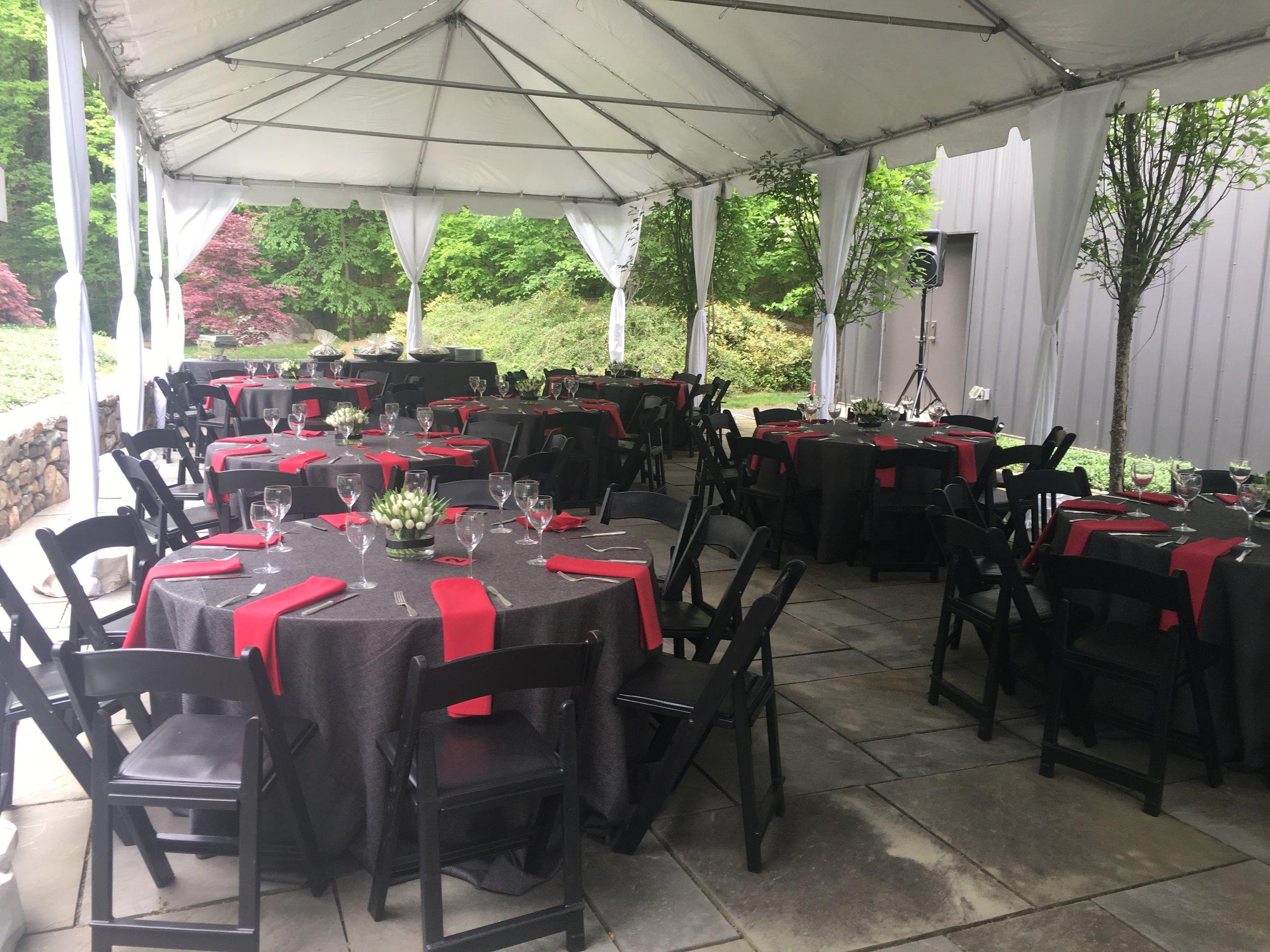 Venue: Temple B'nai Chaim, Georgetown, CT