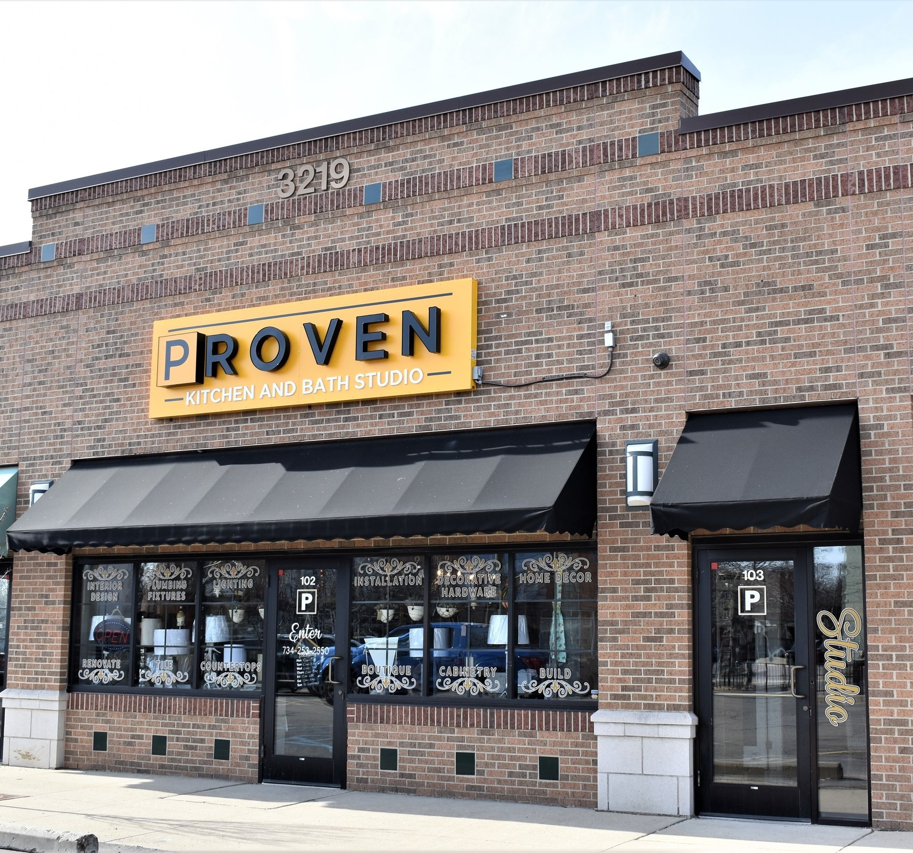 PROVEN KITCHEN & BATH STUDIO - 3219 Broad Street , Dexter MI 48130