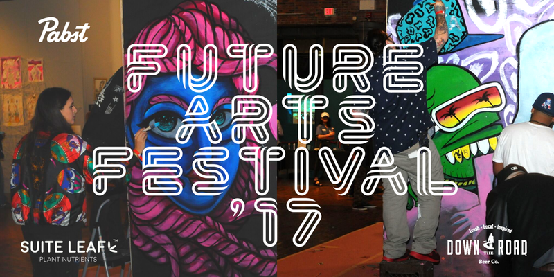 FUTURE ARTS FESTIVAL - Director of Artist & Public Relations for Boston's largest contemporary art fairs. (2017)