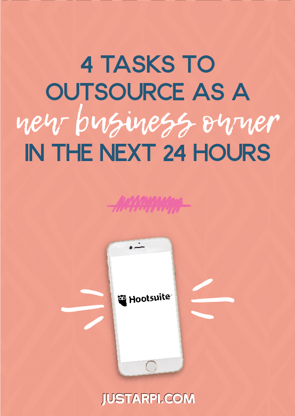 4 Things to outsource as a new business owner