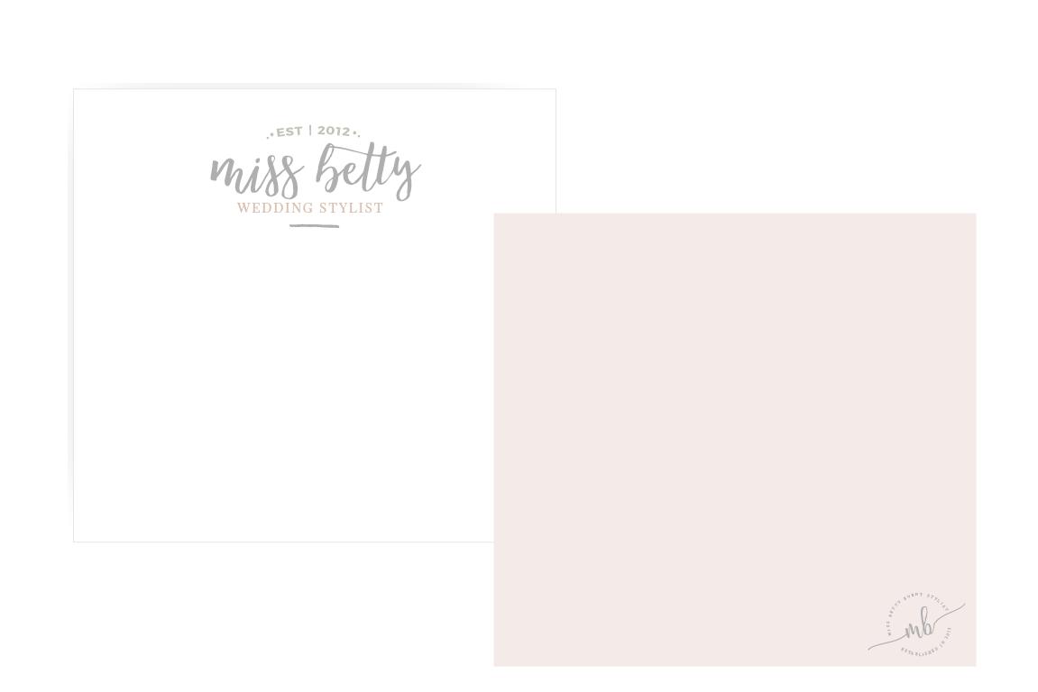 Notecard designs