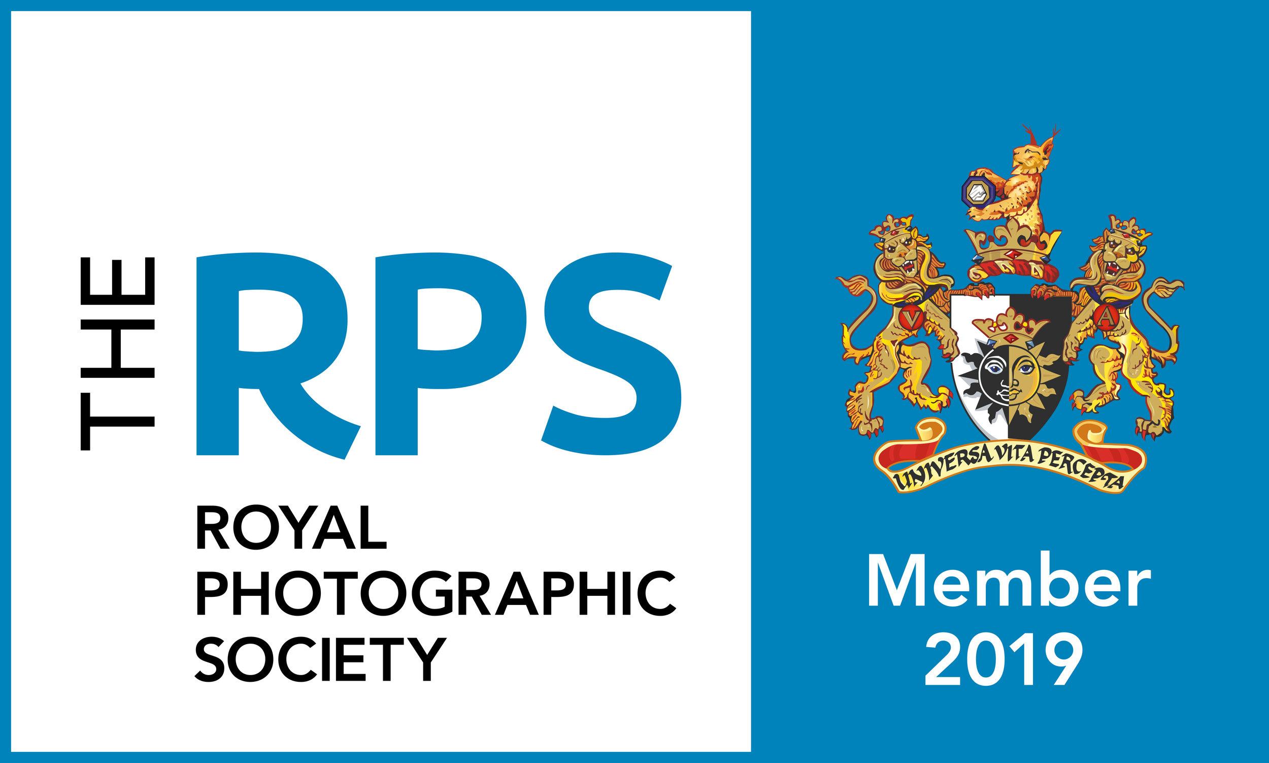 RPS Logo Member 2019