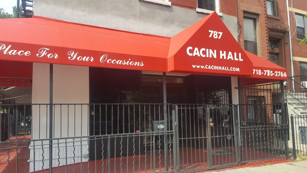 Cacin Hall Street View