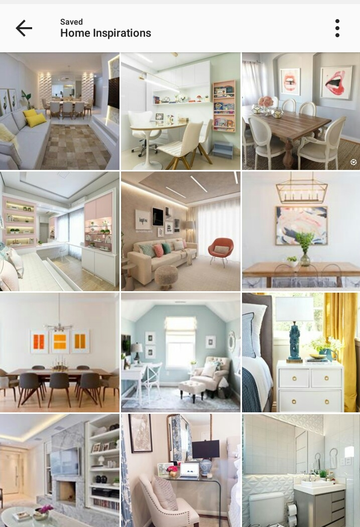 This is my own IG photo collection of ideal homes I love!