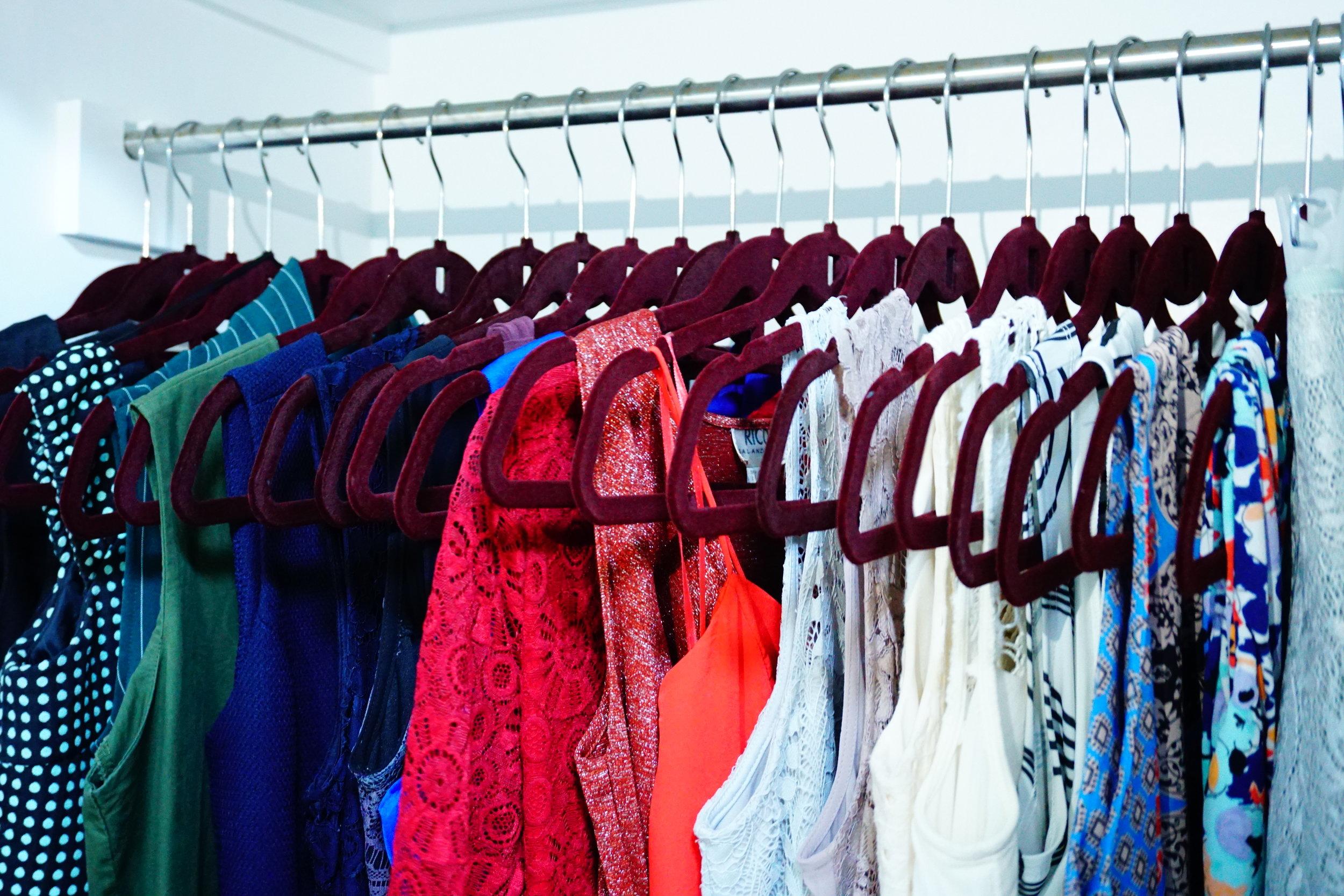My Closet tour - The story of my closet transformation