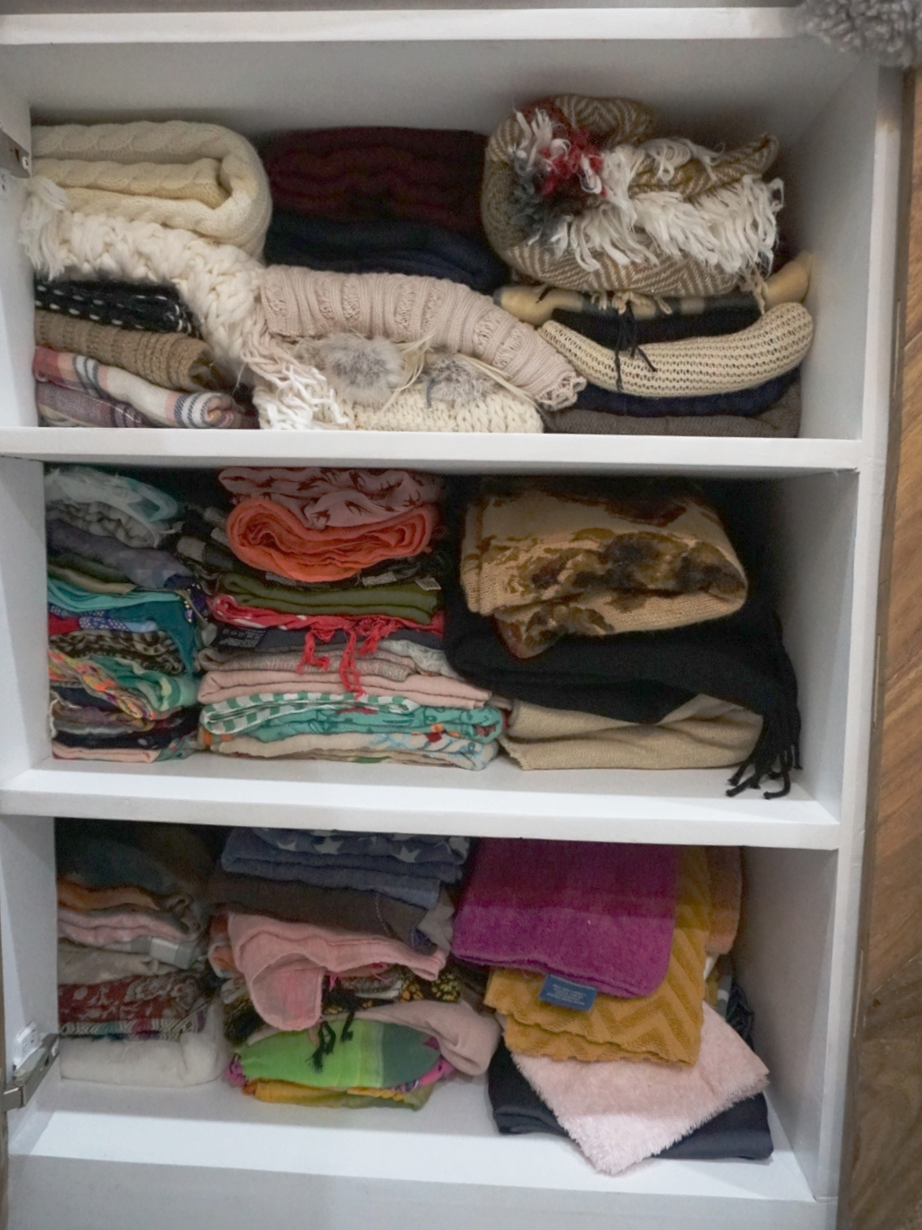 BEFORE - Scarves Collection