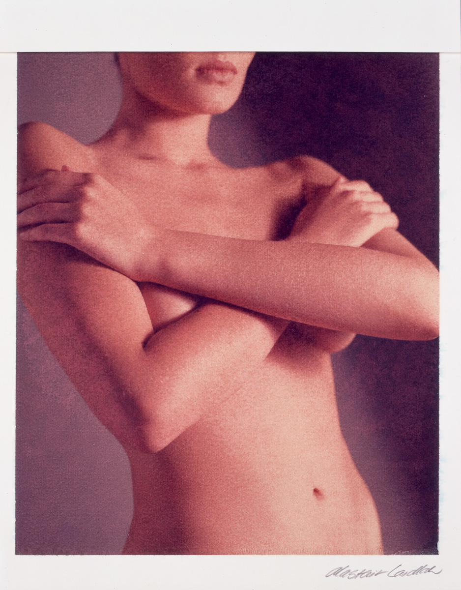 10X8 Polaroid 809 Transfer