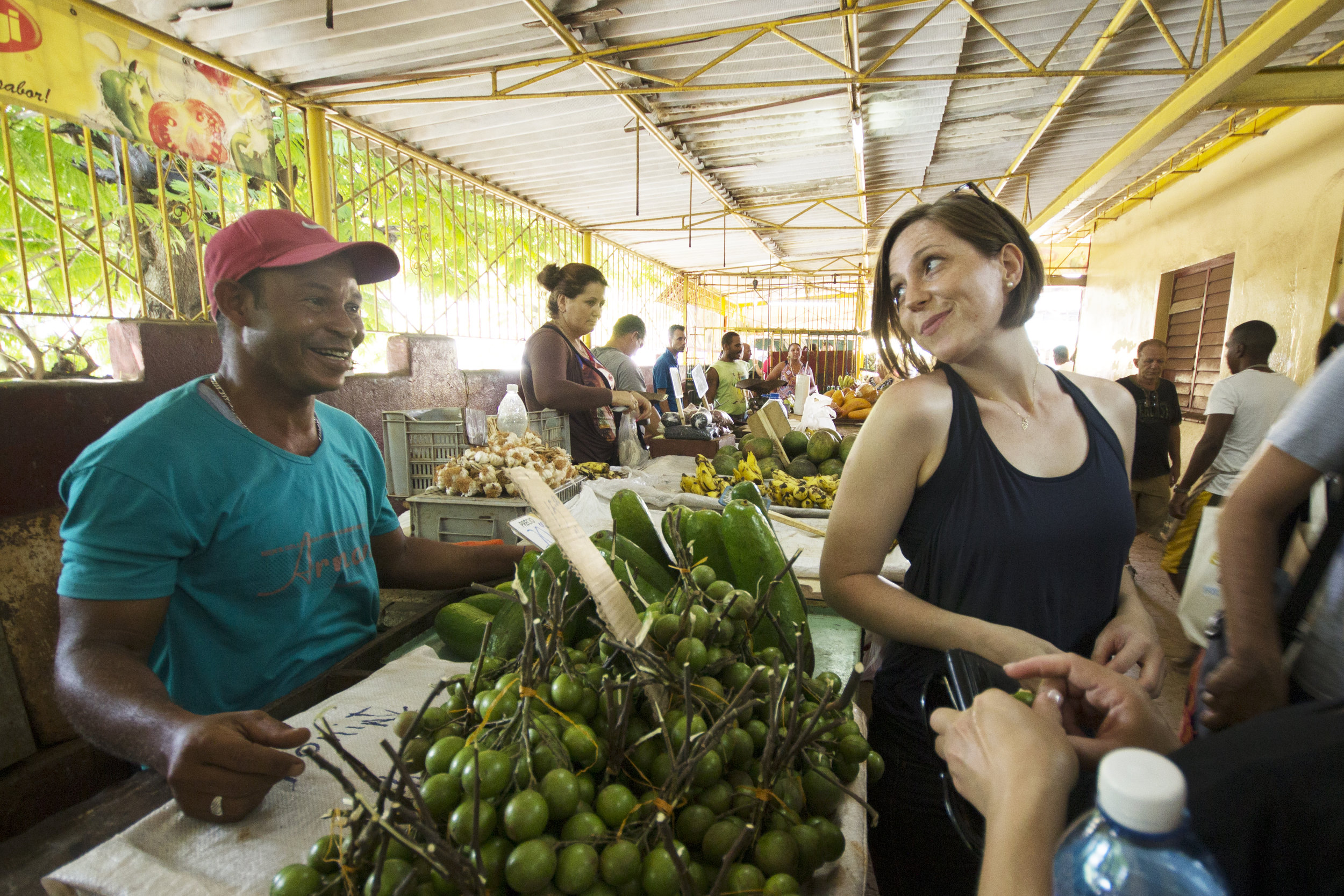 The power of sabrosura retreat = Havana, Cuba
