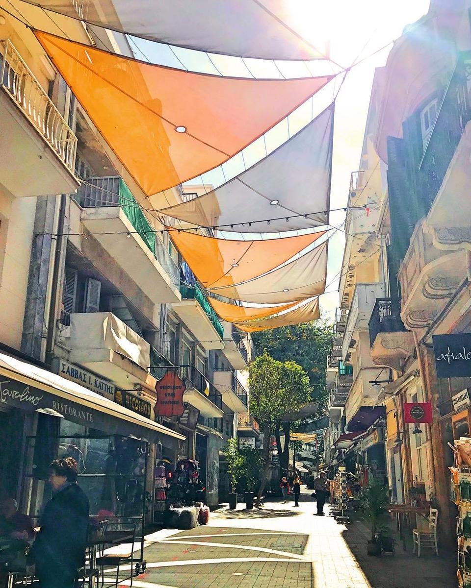 Onasagorou street