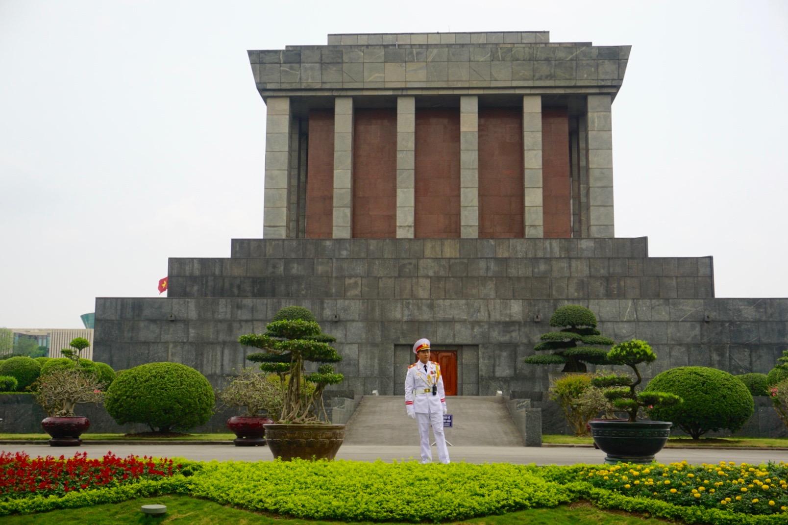 Hanoi Memorial