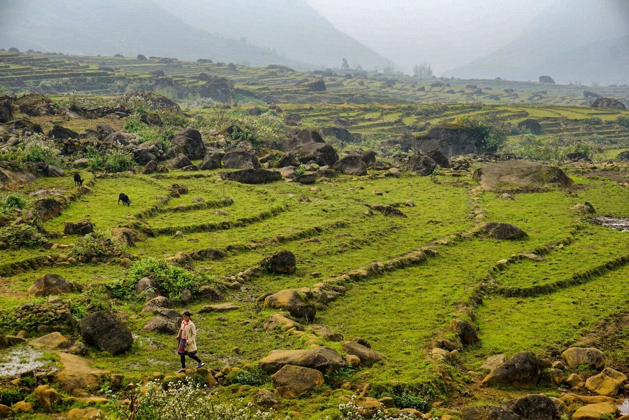 Sa Pả village