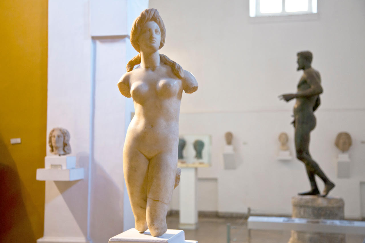 The 'Cypriot' Aphrodite