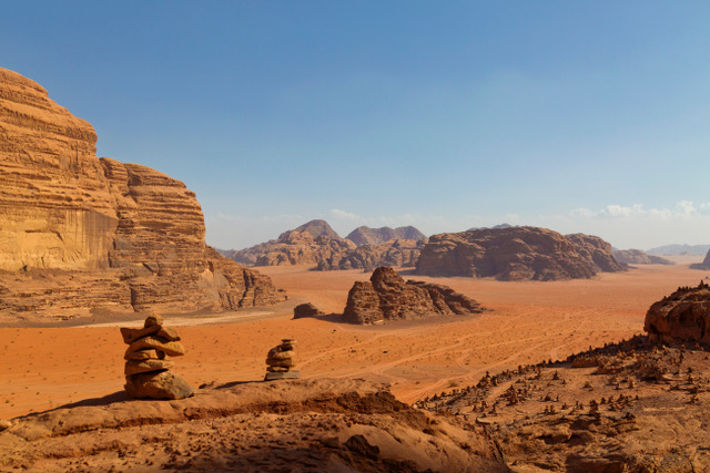 Wadi Rum - above Lawrence of Arabia house.jpeg