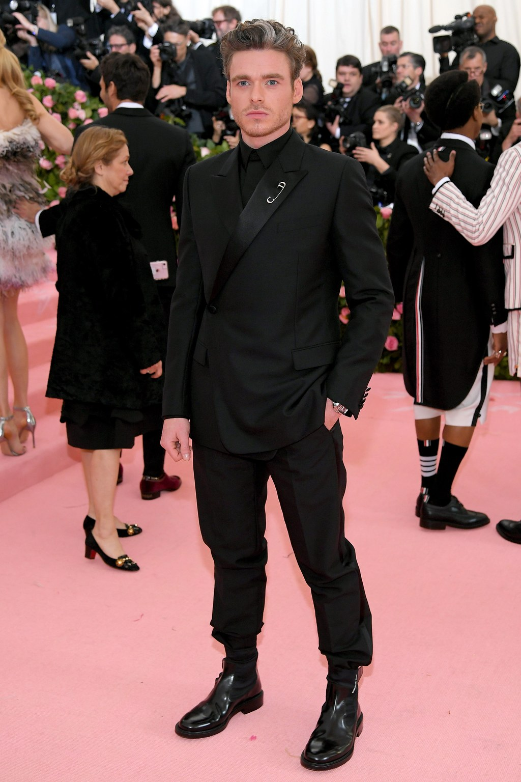 Richard Madden in Dior