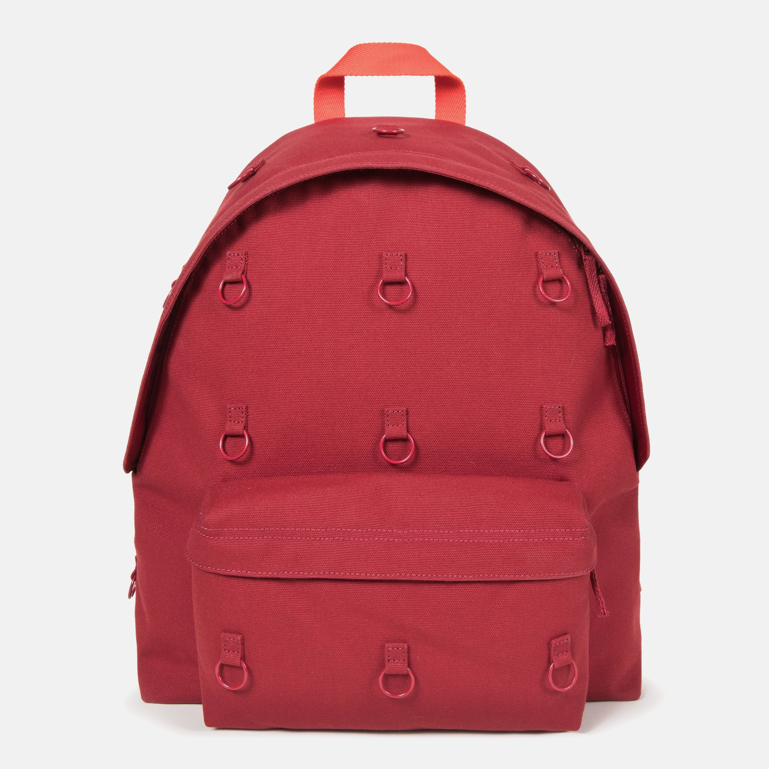 Eastpak X Raf Simons - Padded Loop - Burgundy_Orange - £200 - www.eastpak.jpg