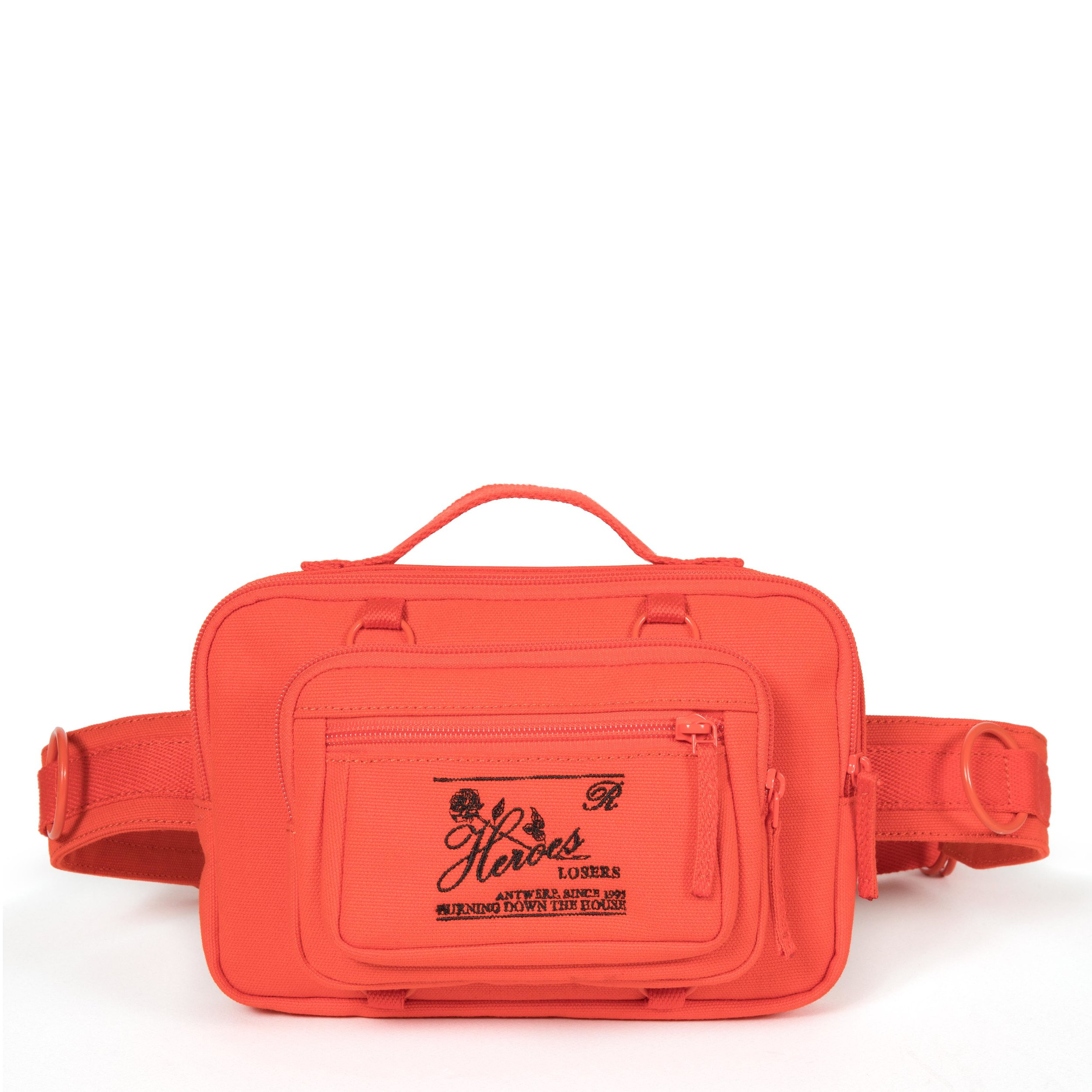 Eastpak X Raf Simons - Waistbag Loop - Orange - £100 - www.eastpak.jpg