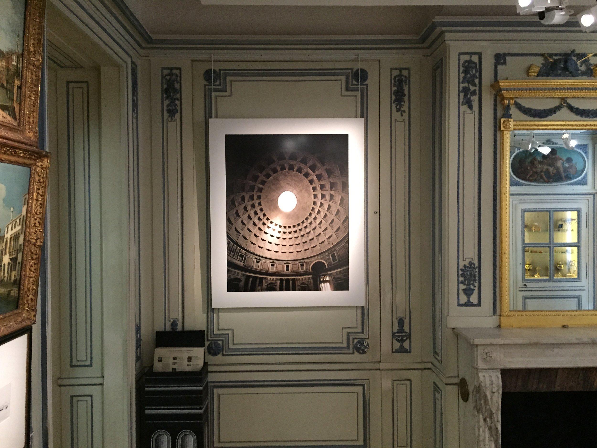 """""""Carte Blanche à Christian Lacroix"""" Musée Cognaq-Jay, París."""