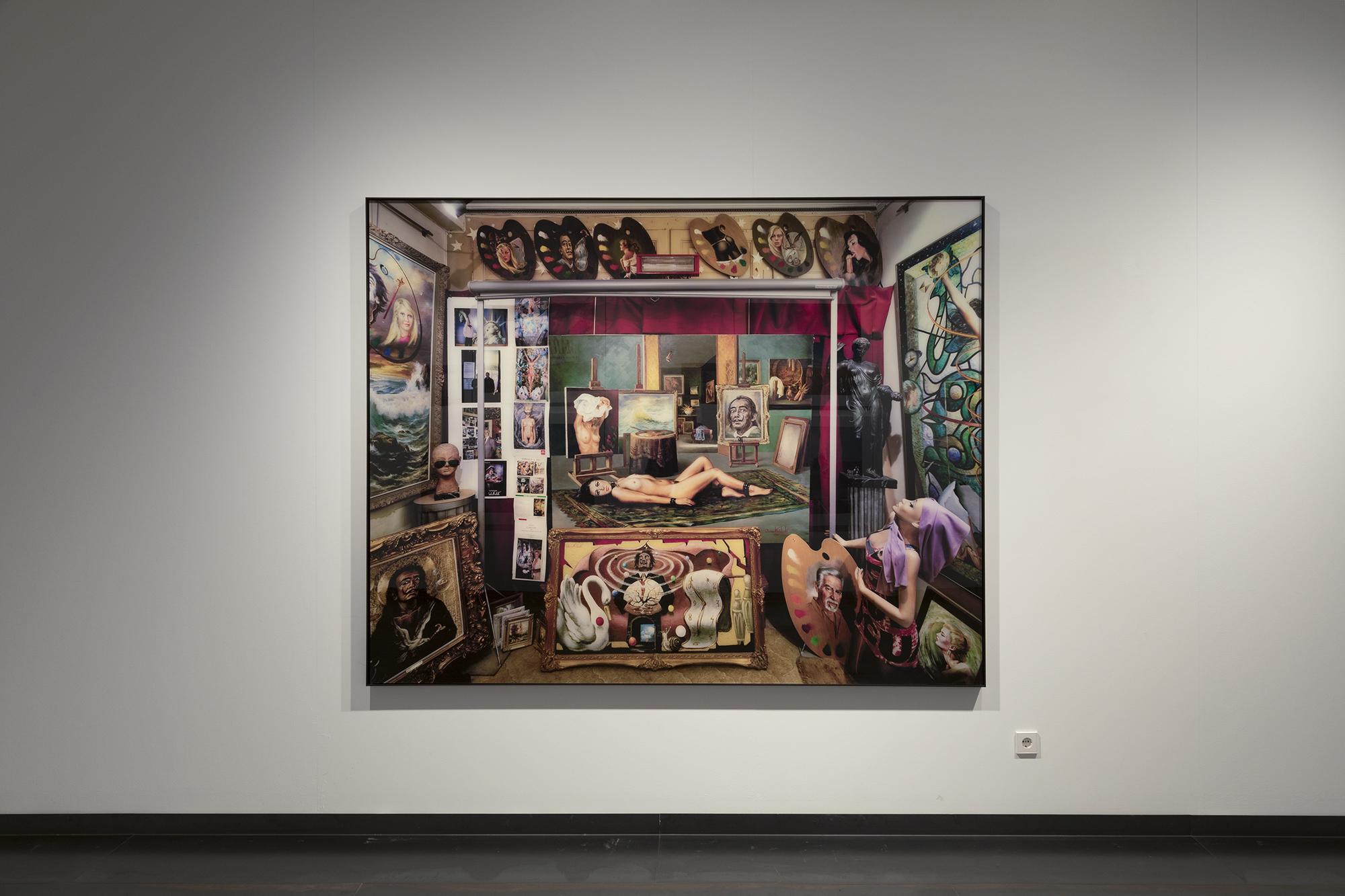 """The Spirit Of Imagination"". Galeria Senda, Barcelona."