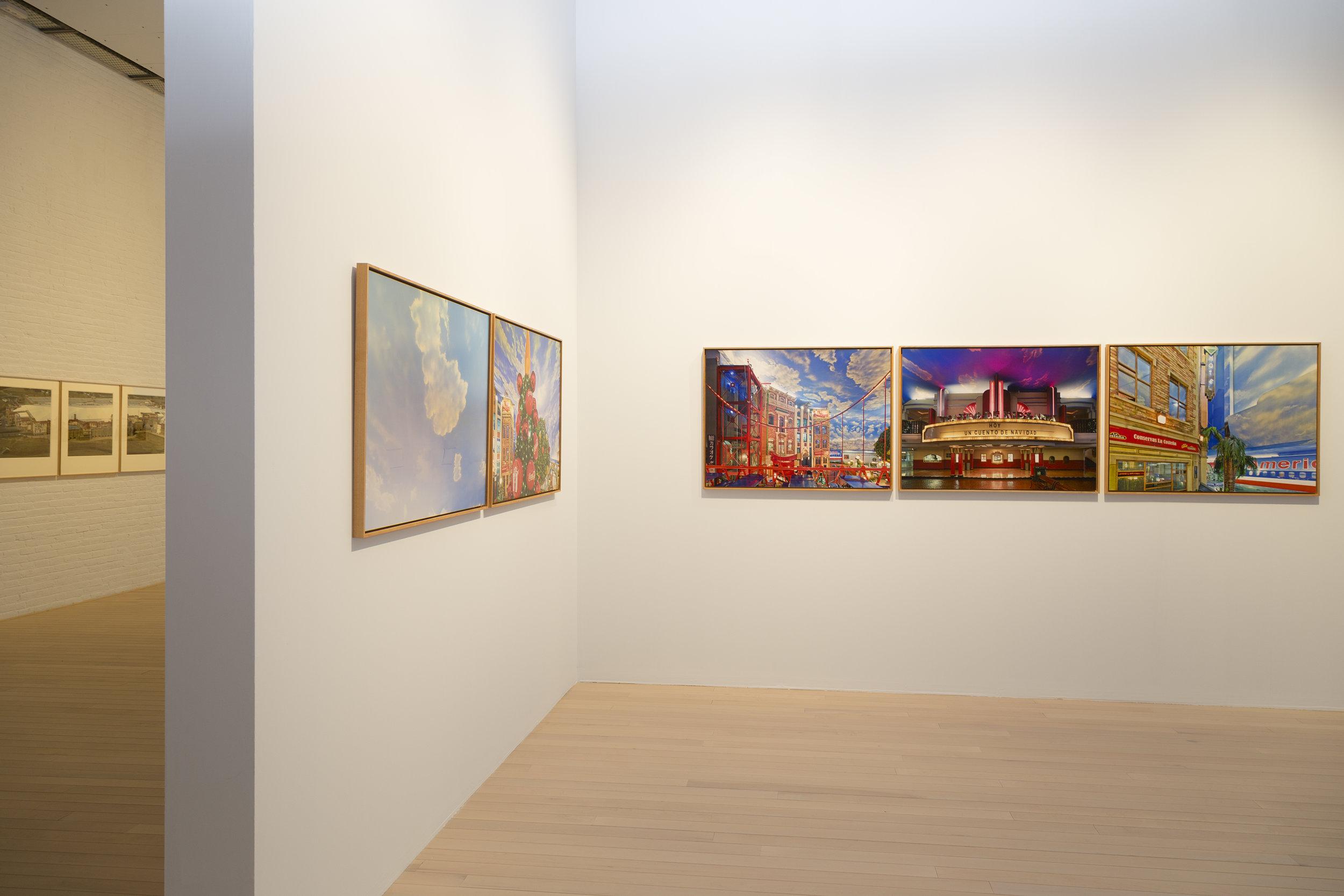 """""""After Landscapes. Ciutats Copiades"""". Fabra i Coats, Barcelona"""