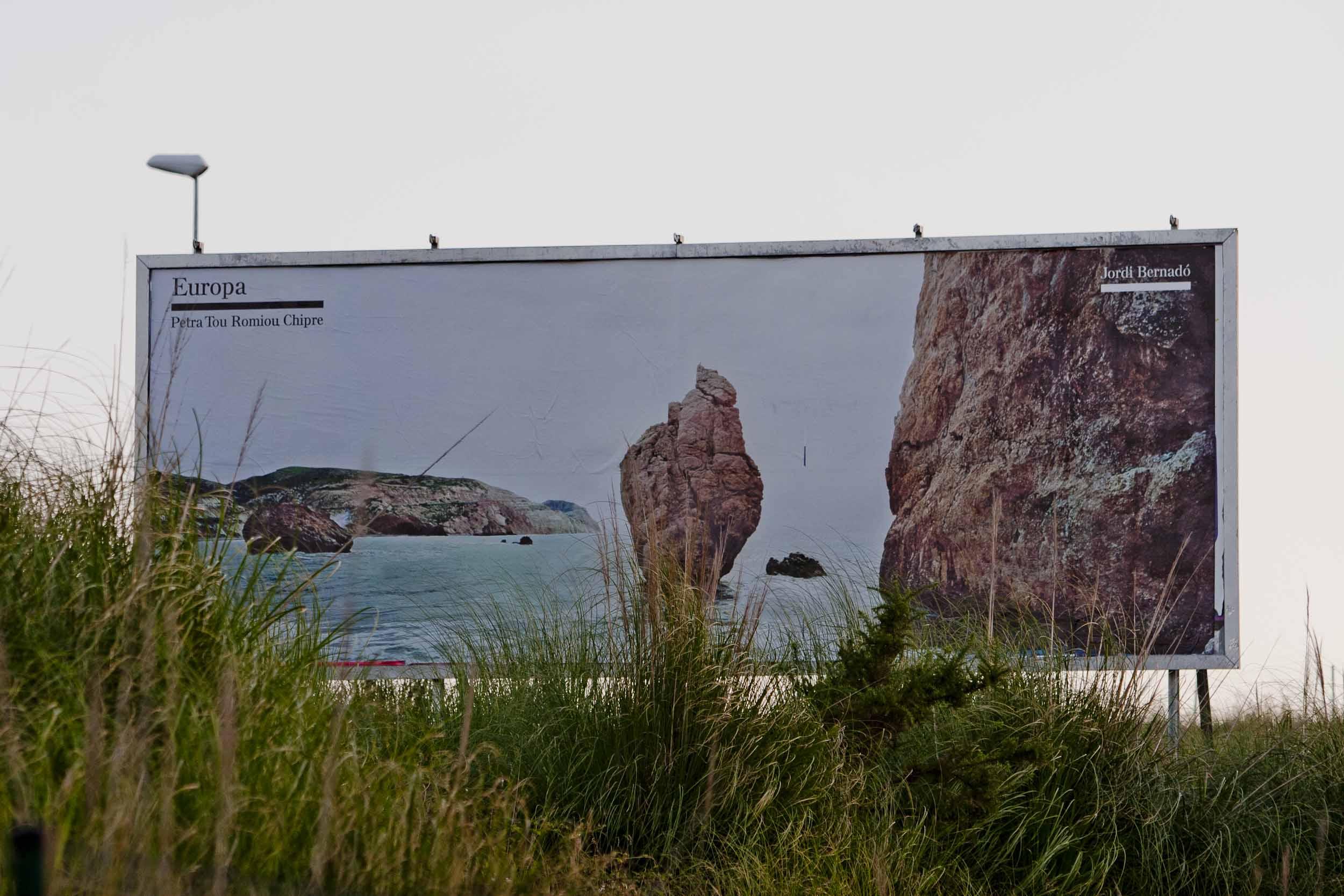 """""""Europa"""" Public Spaces, Santander."""