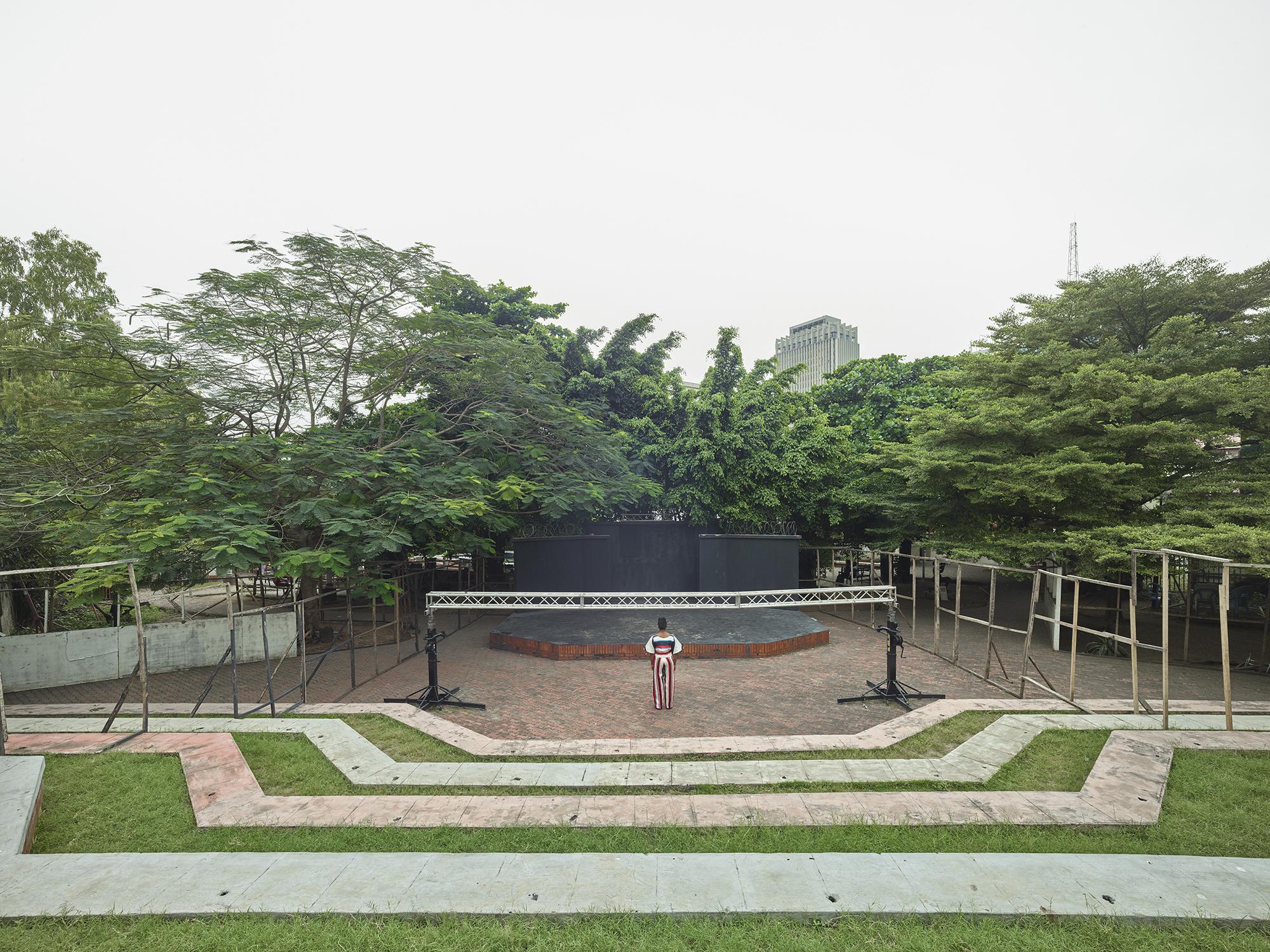 Chimamanda Ngozi Adichie - Writer - Freedom Park, Lagos, Nigeria