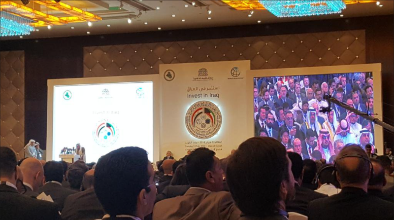 International Conference on the Reconstruction of Iraq
