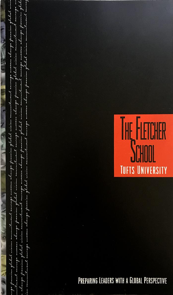 The Fletcher School // Catalog