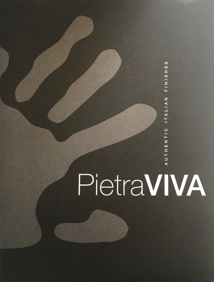 PietraVIVA // Folder + Collateral Materials