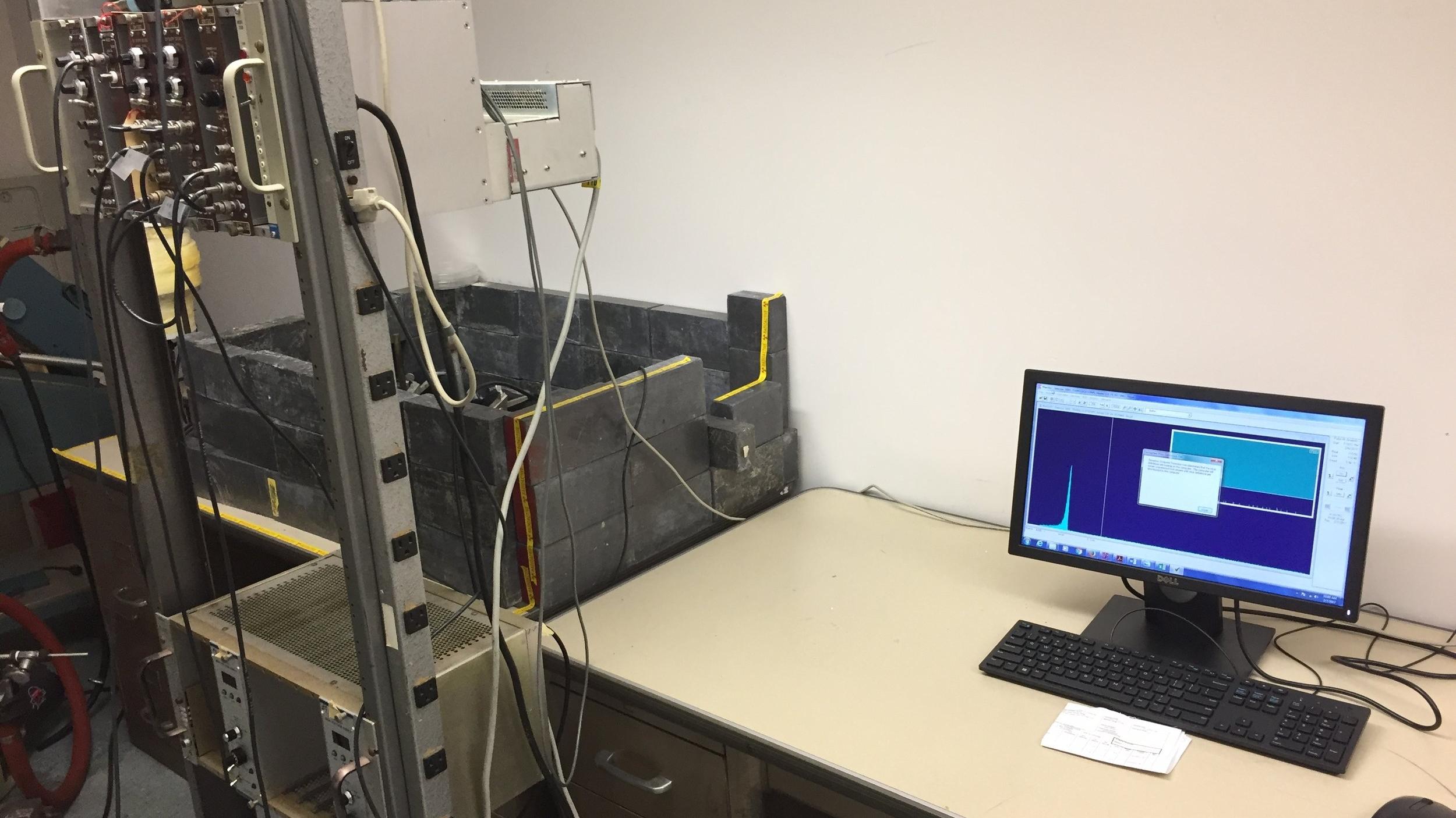 Positron Annihilation Lifetime Spectroscopy (PALS) - Free Volume Measurements
