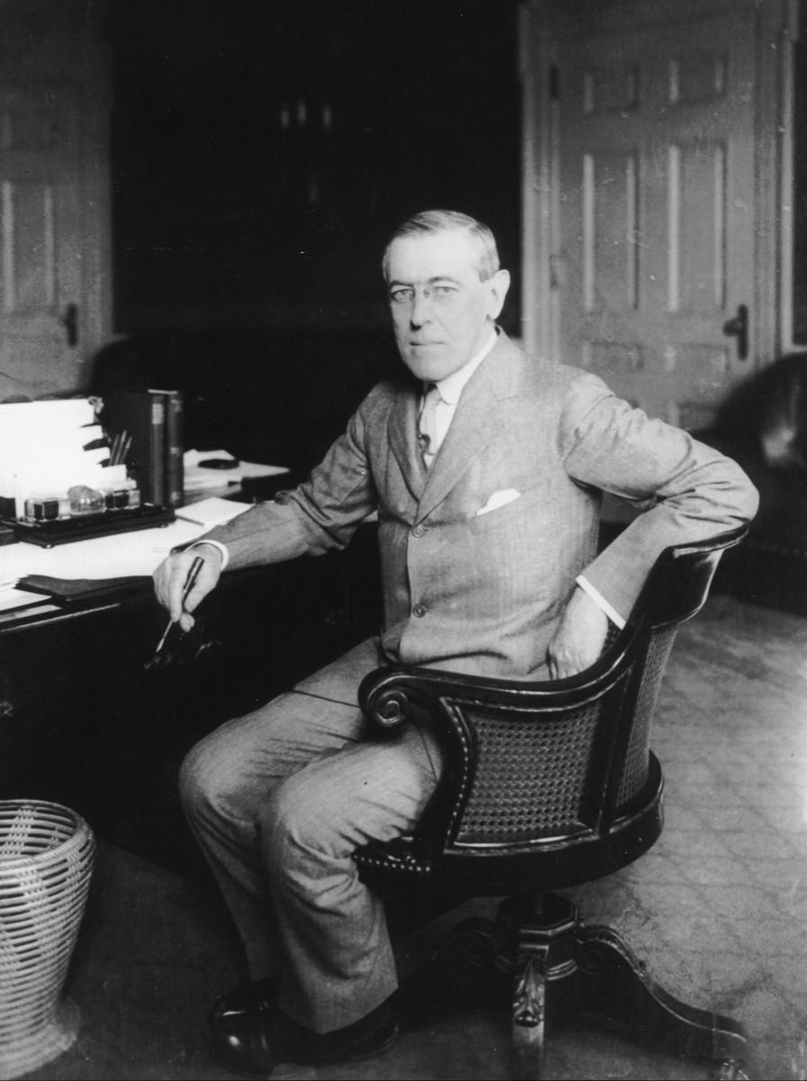 Friend or Foe: Woodrow Wilson & the Irish Question