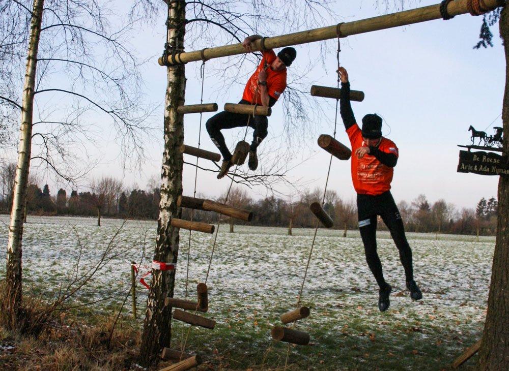 SURVIVAL - Op loopafstand is het survivalterrein van Try-Out (Sport, recreatie en training) gelegen. Wekelijks kun je inschrijven voor een survivalmiddag.