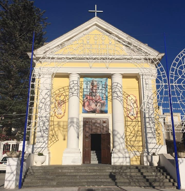 Parish of Saints Silverio and Domitilla