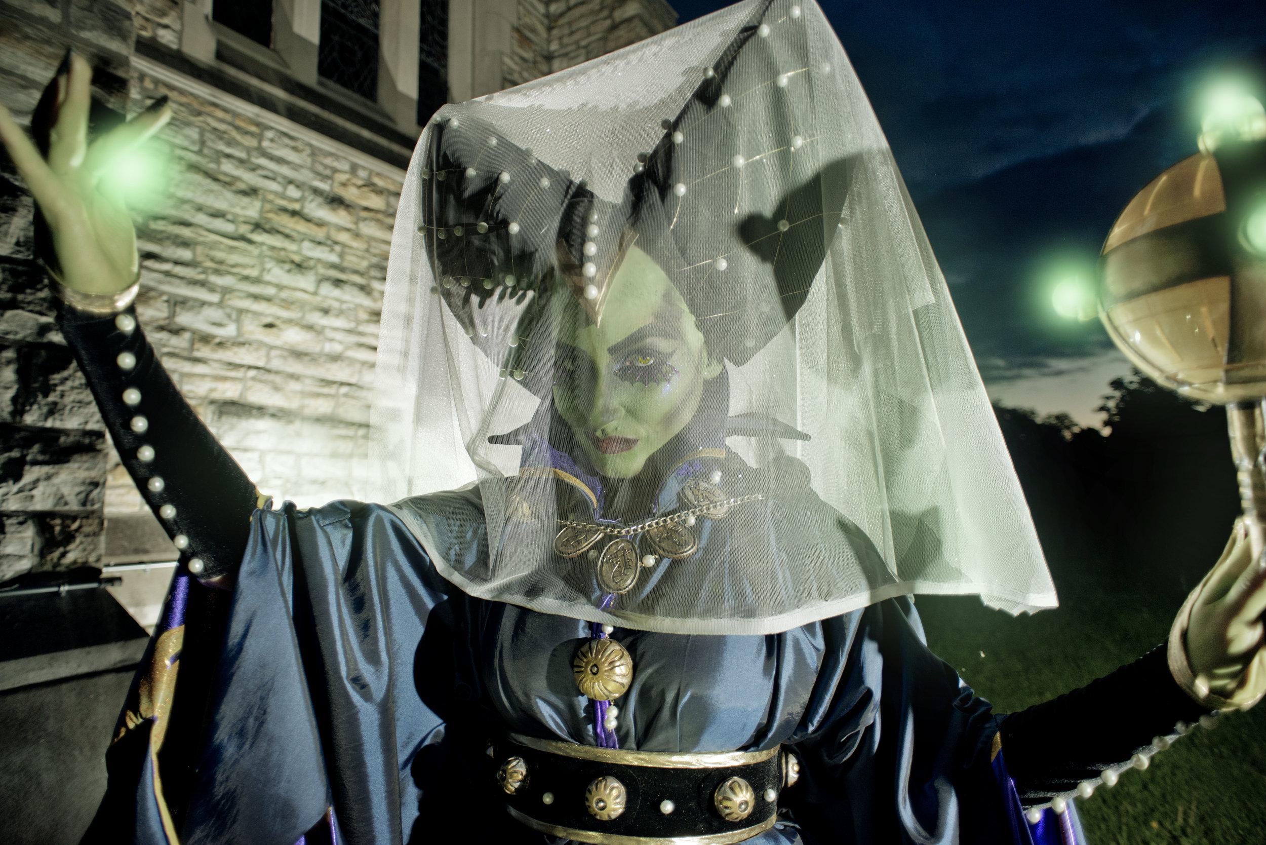 15th Century Maleficent