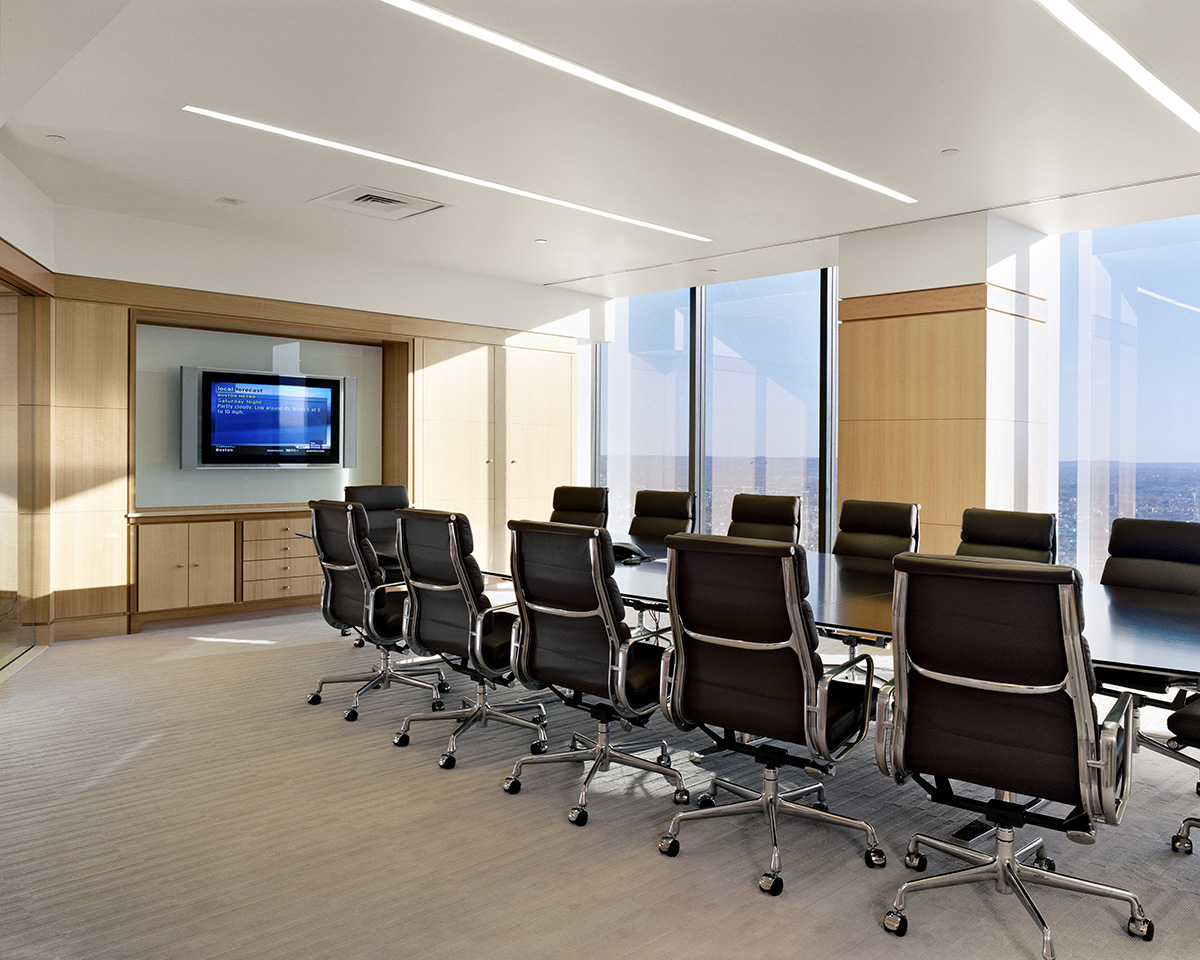 Family Office Conf  Room, John Hancock Tower; Boston