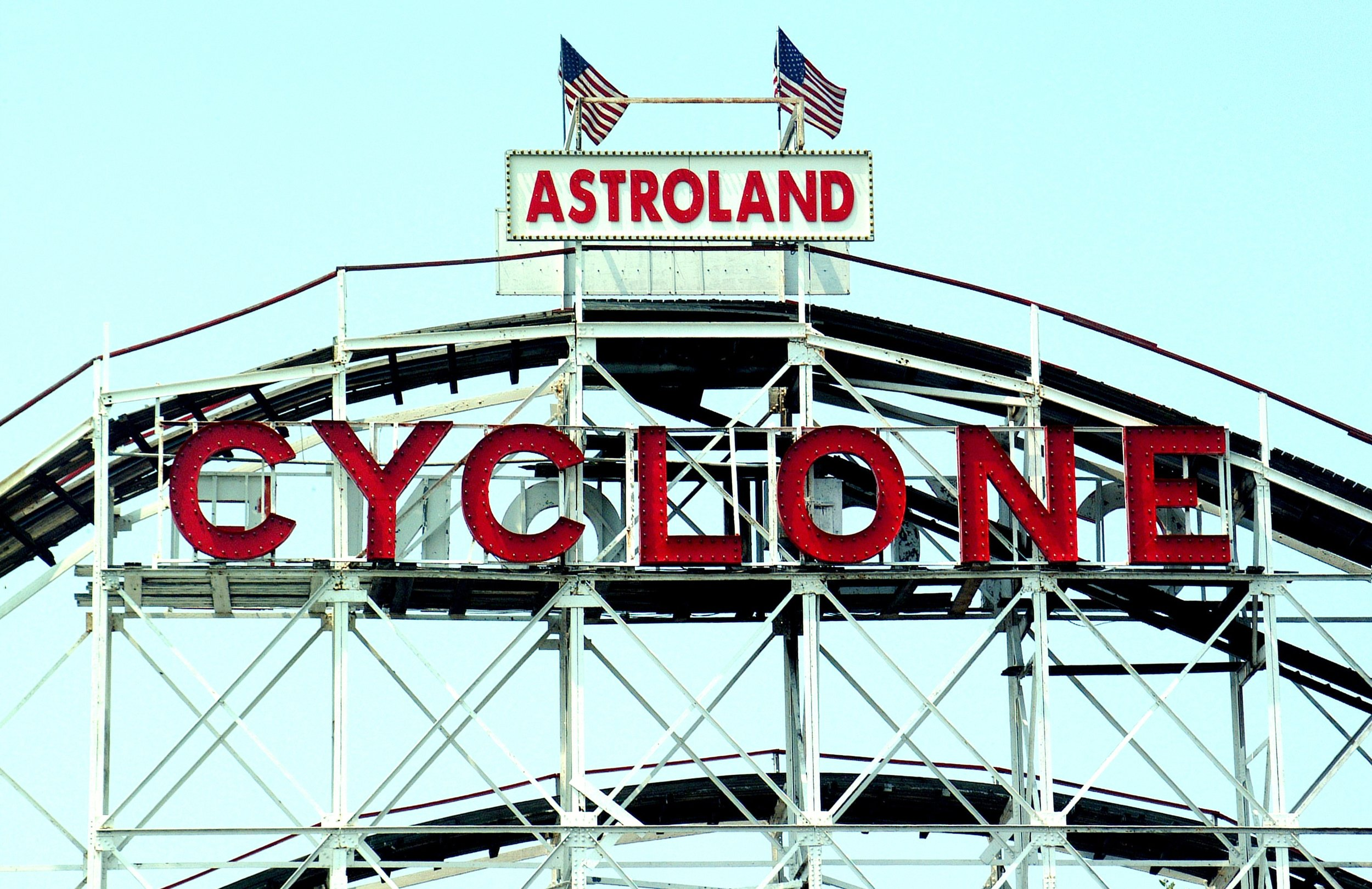 The Cyclone, Coney Island, New York City