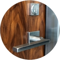 Complete door opening products for mechanical and electrified applications.