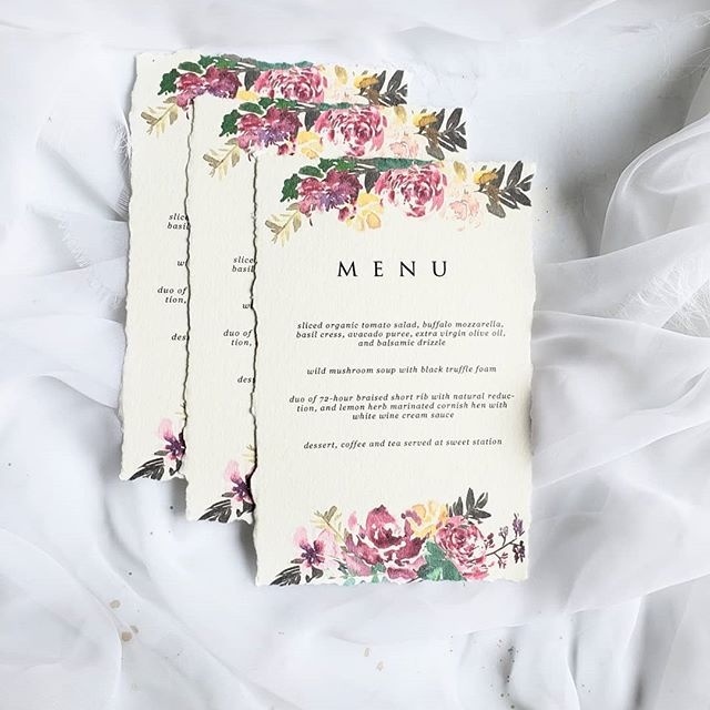 Here are a few shots of the wedding stationery I had the pleasure of doing for @bluumblvd's long weekend wedding!