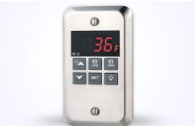 LED Thermometer
