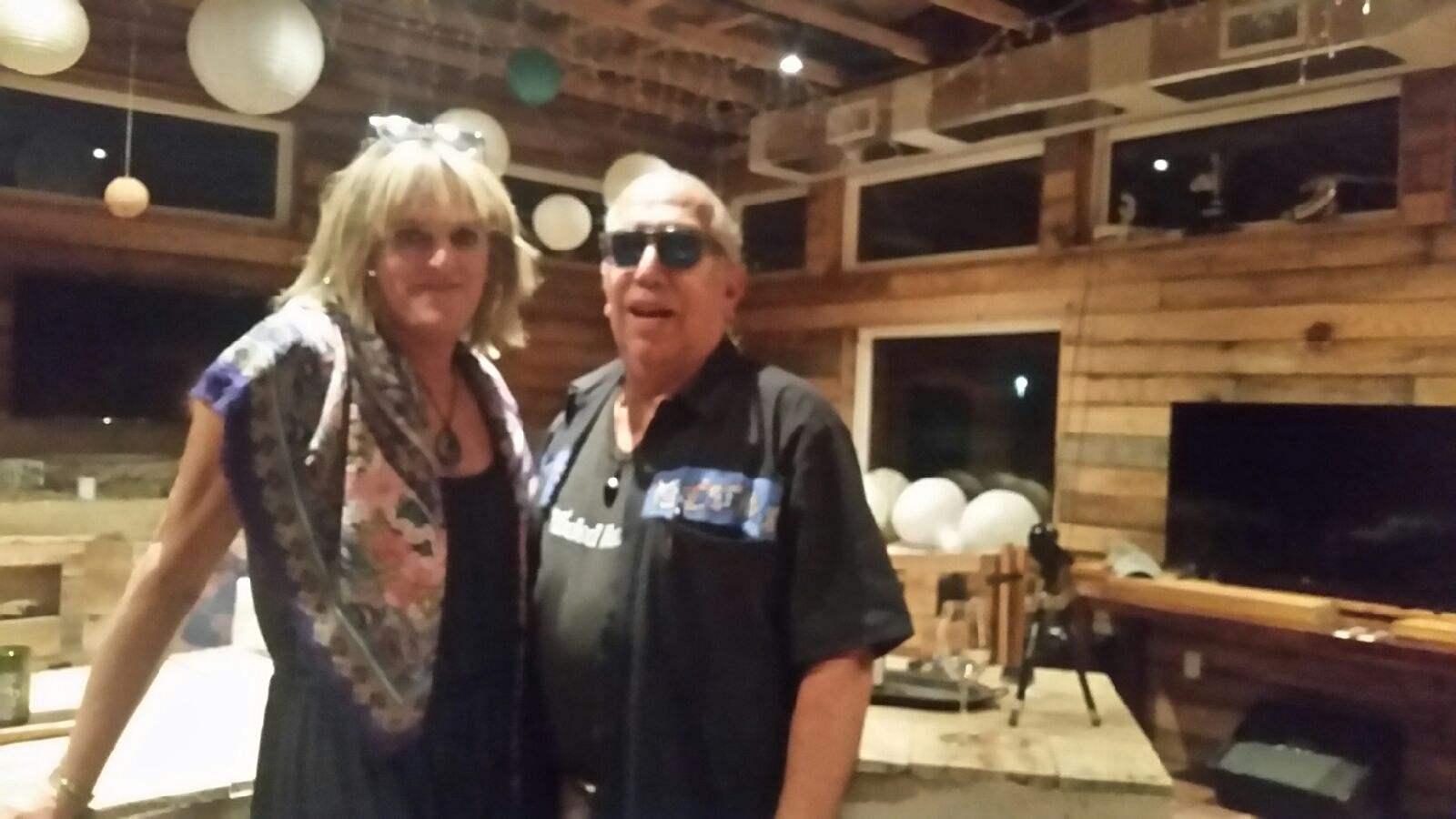 Teebs, NPC President & Art Mendoza, Local Music Genius