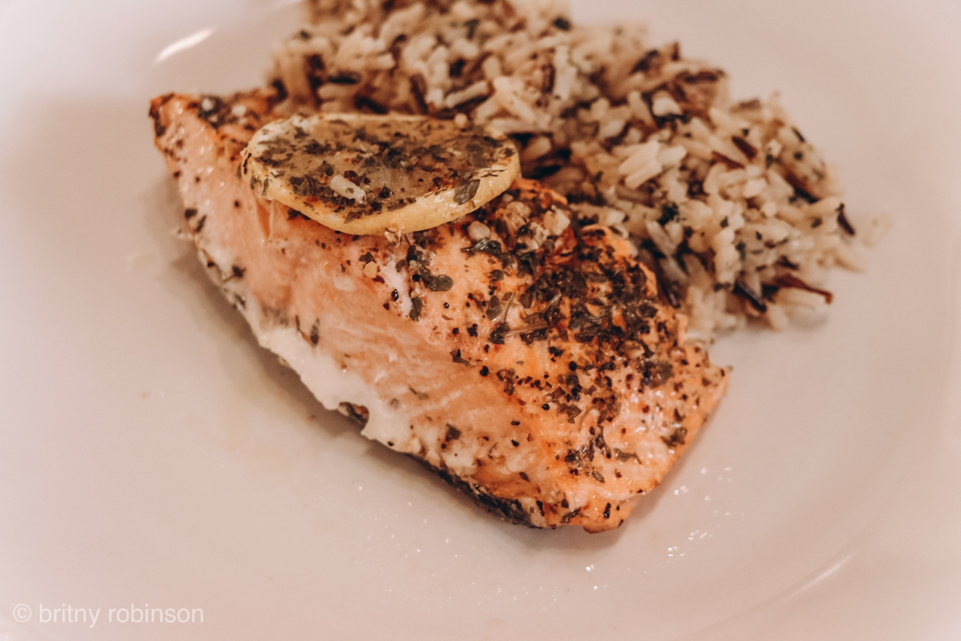 how to bake perfect salmon