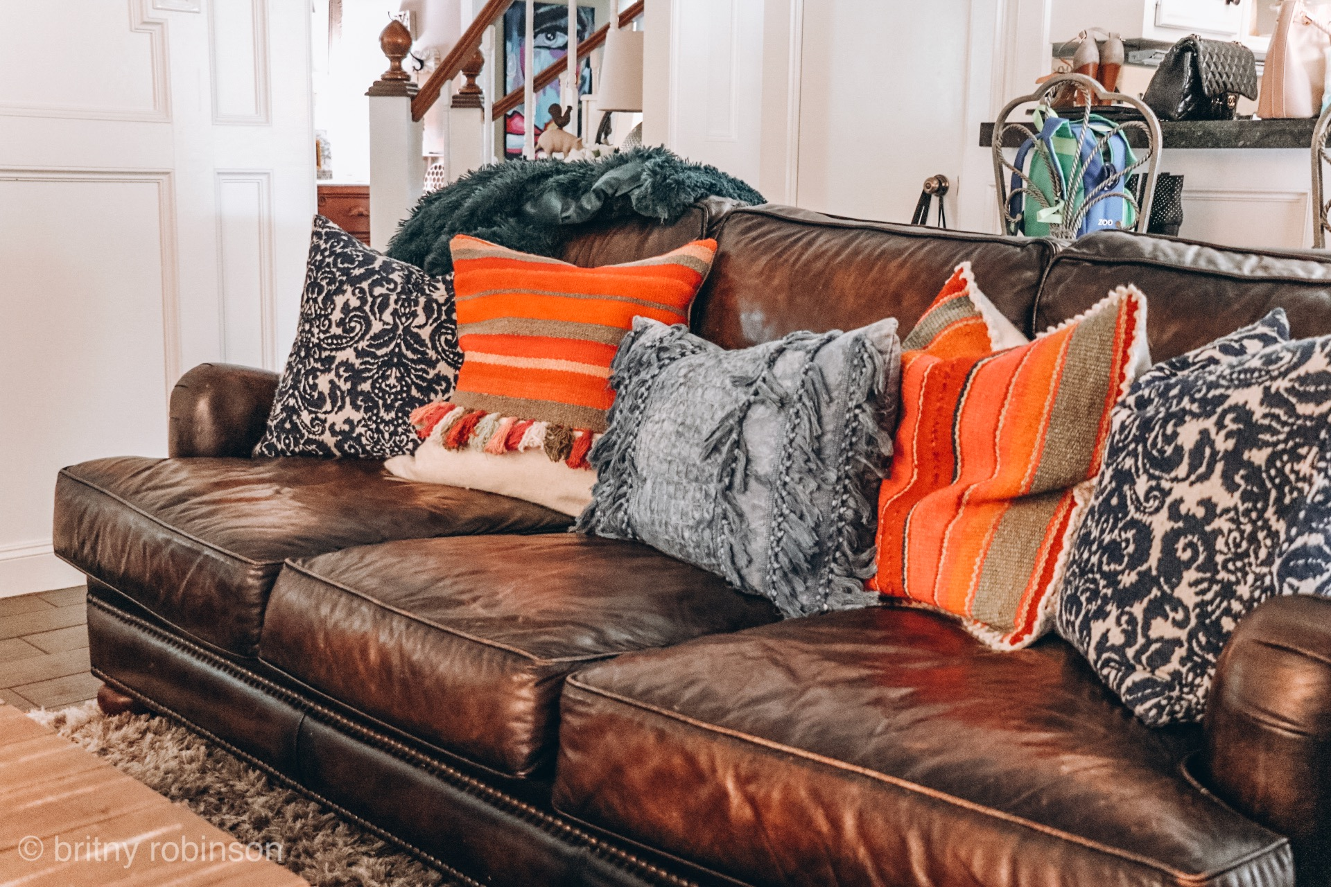 Fall Home Decor: Seasonal Pillows