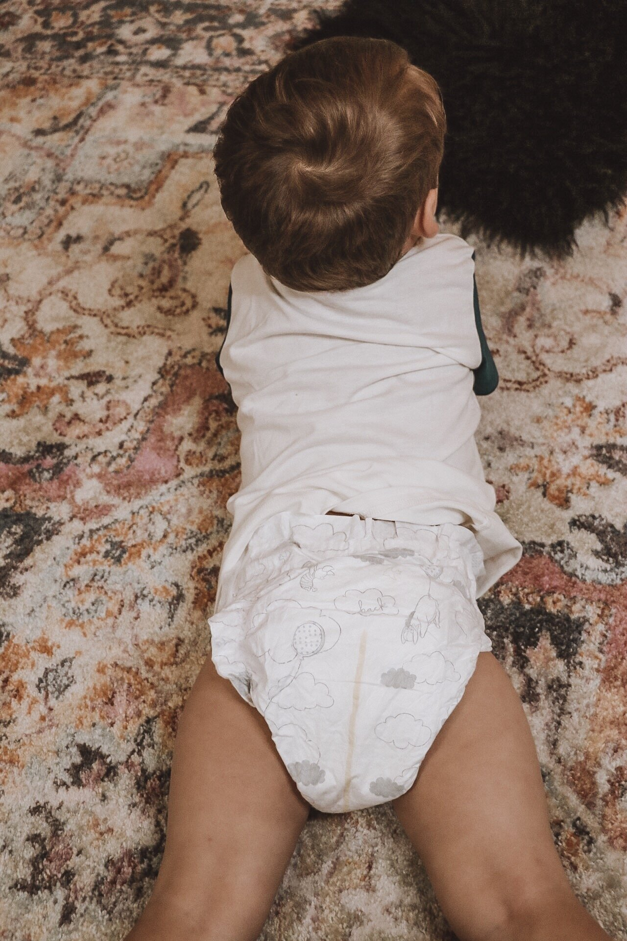 National Diaper Need Awareness Week: A Collaboration with Huggies Diapers