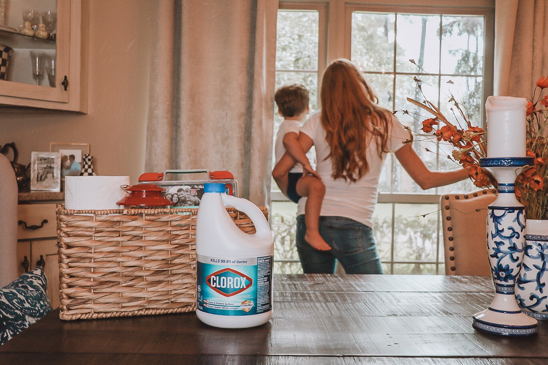 How to Create a Disaster Preparedness Kit: A Collaboration with Clorox Bleach